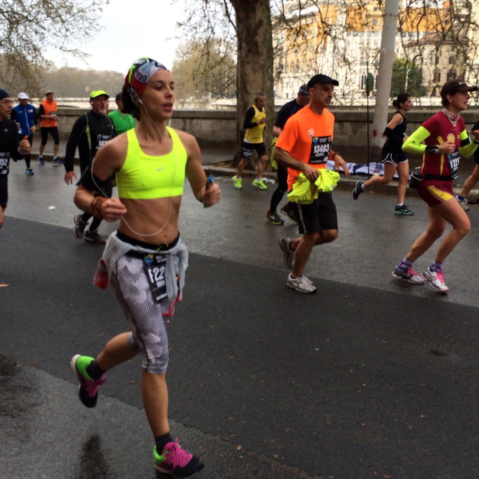 maraton de roma 2014